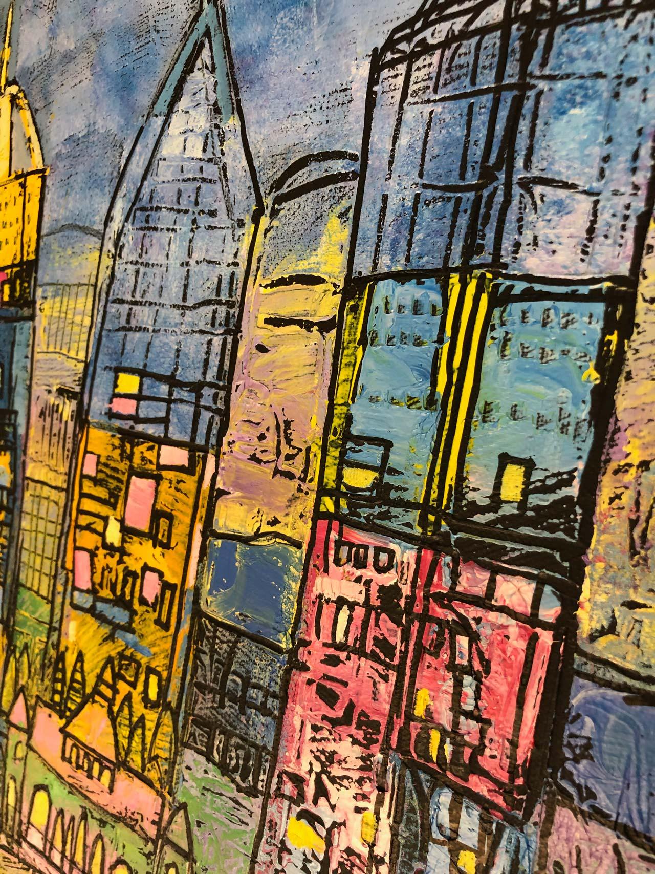 Night City Ken Rasmussen Detail 1